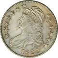 Bust Half Dollars: , 1822 50C MS60--Improperly Cleaned--NCS. Unc. Details. O-103, low R.5. This is a high condition census 1822 O-103 and one ...