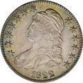 Bust Half Dollars: , 1822 50C MS61 NGC. O-106, R.3. Some researchers have conjecturedthat this variety is an overdate, like the O-101 and O-102...