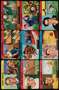 Olympic Cards:General, 1954 Quaker Oats Sports Oddities Complete Set (27)....