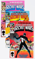 Modern Age (1980-Present):Superhero, Marvel Super Heroes Secret Wars Group of 22 (Marvel, 1984-86)Condition: Average NM-.... (Total: 22 Comic Books)