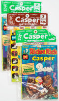 Bronze Age (1970-1979):Humor, Richie Rich Polybagged Sets File Copies Box Lot (Harvey, 1970s)Condition: Average NM-....