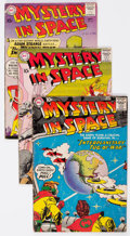 Silver Age (1956-1969):Science Fiction, Mystery in Space Group of 15 (DC, 1958-65) Condition: Average VG.... (Total: 15 Comic Books)
