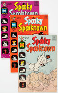 Bronze Age (1970-1979):Cartoon Character, Spooky Spooktown File Copies Box Lot (Harvey, 1969-76) Condition:VF/NM....