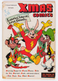 Golden Age (1938-1955):Funny Animal, Xmas Comics #7 (Fawcett Publications, 1947) Condition: GD....