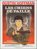 "Movie Posters:Crime, Straw Dogs (Les Films Loye, R-1980s). French Grande (47"" X 63"").Crime.. ..."
