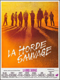"""Movie Posters:Western, The Wild Bunch (Warner Brothers, 1969). French Grande (47.25"""" X 63""""). Western.. ..."""