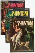 Silver Age (1956-1969):Adventure, Phantom #1 and 3-17 Group (Gold Key, 1962-66) Condition: Average GD/VG.... (Total: 16 Comic Books)