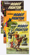 Silver Age (1956-1969):Science Fiction, Magnus Robot Fighter #2 and 7-33 Group (Gold Key, 1963-72) Condition: FN.... (Total: 28 Comic Books)