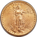 Saint-Gaudens Double Eagles, 1911-D/D $20 FS-501 MS65 PCGS....
