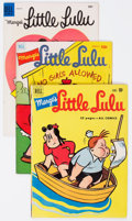 Silver Age (1956-1969):Humor, Marge's Little Lulu Group of 22 (Dell, 1951-60) Condition: Average FN/VF.... (Total: 22 Comic Books)