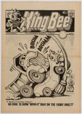 Silver Age (1956-1969):Alternative/Underground, King Bee #1 (Apex Novelties, 1969) Condition: VG/FN....