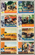 "Movie Posters:Bad Girl, Dragstrip Girl & Others Lot (American International, 1957).Lobby Cards (8) (1 Autographed) (11"" X 14""). Bad Girl.. ... (Total:8 Items)"