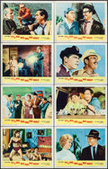 """Movie Posters:Comedy, It's a Mad, Mad, Mad, Mad World (United Artists, 1963). Lobby Card Set of 8 (11"""" X 14""""). Comedy.. ... (Total: 8 Items)"""