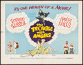 """Movie Posters:Comedy, The Trouble with Angels (Columbia, 1966). Half Sheet (22"""" X 28""""), Title Card & Lobby Cards (5) (11"""" X 14""""). Comedy.. ... (Total: 7 Items)"""