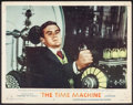 "Movie Posters:Science Fiction, The Time Machine (MGM, 1960). Lobby Card (11"" X 14""). ScienceFiction.. ..."