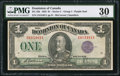 Canadian Currency: , DC-25k $1 1923.. ...