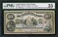Canadian Currency: , Halifax, NS- The Bank of Nova Scotia $10 Jan. 2, 1929 Ch. #550-18-20a. ...