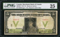 Canadian Currency: , Montreal, PQ- Merchants Bank of Canada $5 Nov. 1, 1919 Ch. #460-22-02.. ...