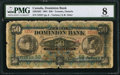 Canadian Currency: , Toronto, ON- Dominion Bank $50 July 2, 1901 Ch. # 220-22-02.. ...