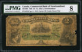 Canadian Currency: , Saint Johns, NF- Commercial Bank of Newfoundland $2 Jan. 3, 1888 Ch# 185-18-02.. ...