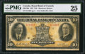 Canadian Currency: , Montreal, PQ- The Royal Bank of Canada $10 Jan. 3, 1927 Ch. # 630-14-06.. ...
