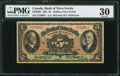 Canadian Currency: , Halifax, NS- The Bank of Nova Scotia $5 Jan. 2, 1935 Ch. #550-36-02.. ...