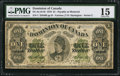 Canadian Currency: , DC-8e-iii-M $1 1878.. ...