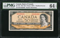 Canadian Currency: , BC-42b $50 1954.. ...