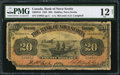 Canadian Currency: , Halifax, NS- The Bank of Nova Scotia $20 Jan. 2, 1925 Ch. #550-28-18.. ...