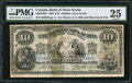 Canadian Currency: , Halifax, NS- The Bank of Nova Scotia $10 Jan. 2, 1929 Ch. #550-18-20a.. ...