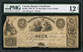 Canadian Currency: , St. Hyacinthe, LC- Banque Canadienne $2 Aug. 23, 1836 Ch. #80-10-04.. ...