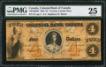 Canadian Currency: , Toronto, CW- Colonial Bank of Canada $4 June 24, 1859 Ch. #130-10-02-08. ...