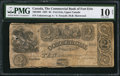 Canadian Currency: , Fort Erie, UC- Commercial Bank of Fort Erie $2 1837 Ch. #160-10-04. ...