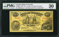 Canadian Currency: , Toronto, ON- Bank of Toronto $10 Jan. 2, 1935 Ch. # 715-24-08. ...