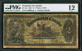 Canadian Currency: , DC-14c $2 1897.. ...