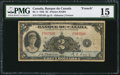 Canadian Currency: , BC-4 $2 1935.. ...