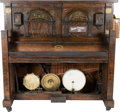 Memorabilia:Miscellaneous, Coinola Player Piano (c. 1920s)....