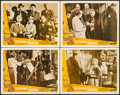"Movie Posters:Comedy, The Ladykillers (Continental, 1956). Lobby Card Set of 4 (11"" X14""). Comedy.. ... (Total: 4 Items)"