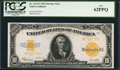 Large Size:Gold Certificates, Fr. 1173* $10 1922 Gold Certificate PCGS New 62PPQ.. ...