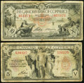Canadian Currency: , Toronto, ON- Canadian Bank of Commerce $5 Jan. 2, 1935 Ch.#75-18-02 and $10 Jan. 2, 1935 Ch. # 75-18-06. ... (Total: 2 notes)