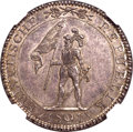 Switzerland:Helvetic Confederation, Switzerland: Helvetic Republic 4 Franken 1801-B MS63 NGC,...
