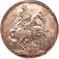 German States:Saxony, German States: Saxony. Friedrich August I Taler (1711)-ILH MS64NGC,...