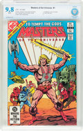 Modern Age (1980-Present):Superhero, Masters of the Universe (DC) #1 (DC, 1982) CBCS NM/MT 9.8 Whitepages....
