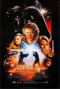 "Movie Posters:Science Fiction, Star Wars: Episode III - Revenge of the Sith (20th Century Fox, 2005). One Sheet (27"" X 40"") DS Style B. Science Fiction.. ..."