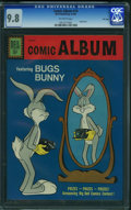 Silver Age (1956-1969):Cartoon Character, Comic Album #14 - FILE COPY (Dell, 1961) CGC NM/MT 9.8 Off-white pages.