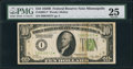 Small Size:Federal Reserve Notes, Fr. 2002-I* $10 1928B Federal Reserve Note. PMG Very Fine 25.. ...