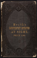 Miscellaneous:Other, Heath's Counterfeit Detector At Sight First Edition 1864 TenthThousand. . ...