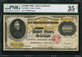 Large Size:Gold Certificates, Fr. 1225h $10,000 1900 Gold Certificate PMG Choice Very Fine 35Net.. ...