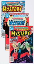 Modern Age (1980-Present):Horror, House of Mystery Group of 44 (DC, 1980-87) Condition: AverageVF.... (Total: 44 Comic Books)