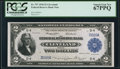 Large Size:Federal Reserve Bank Notes, Fr. 757 $2 1918 Federal Reserve Bank Note PCGS Superb Gem New 67PPQ.. ...